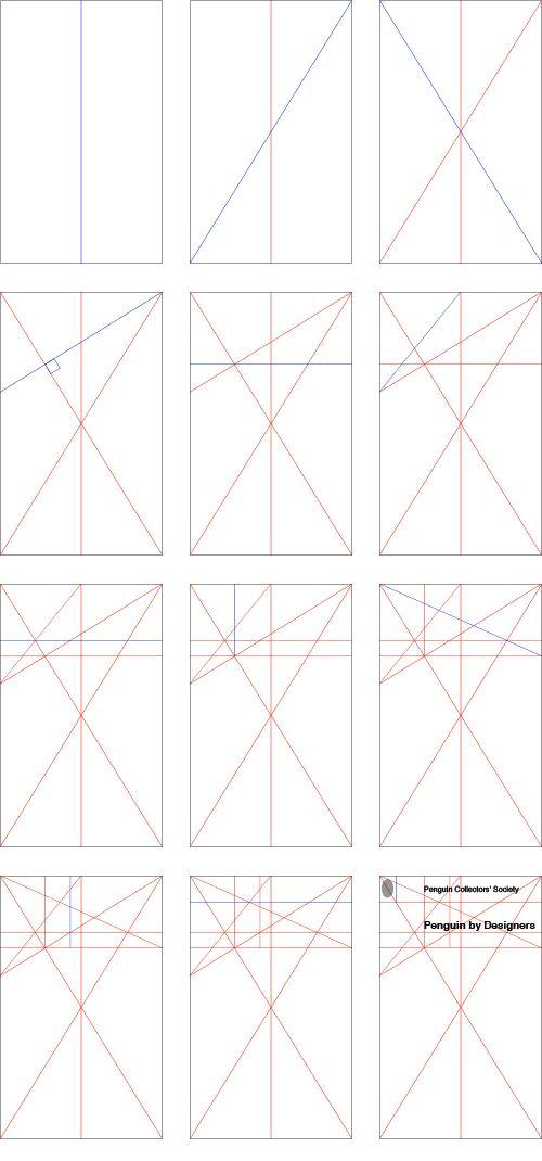 Penguin Grid Progression