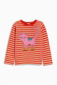 In-line korčuľovanie Cat T-Shirt