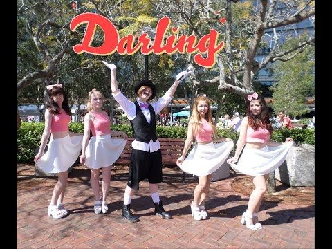 6IXX's Girl's Day Darling Dance Cover