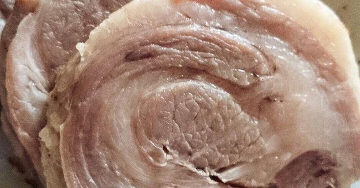 塩とハチミツで半日漬け込むだけで柔らか~い煮豚の完成!子供も旦那も大喜びレシピ