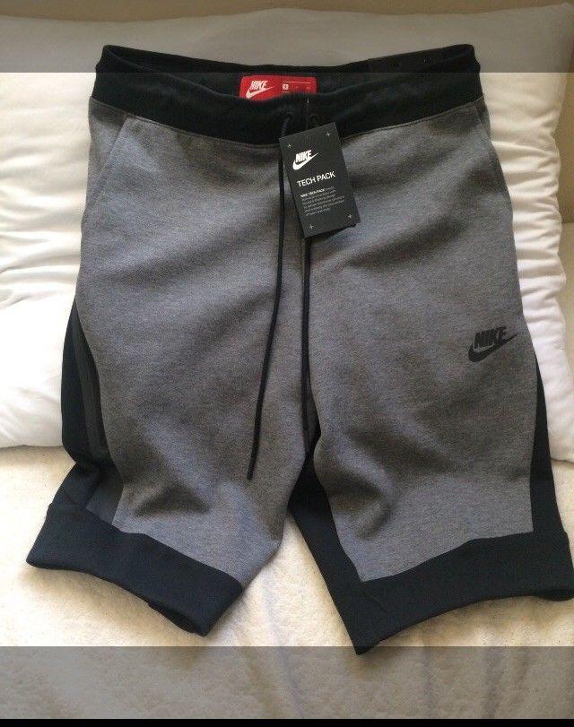 apetito polla leopardo  Nike Tech Fleece Shorts men black/grey, slim fit/small | Nike tech fleece,  Fleece shorts, Tech fleece