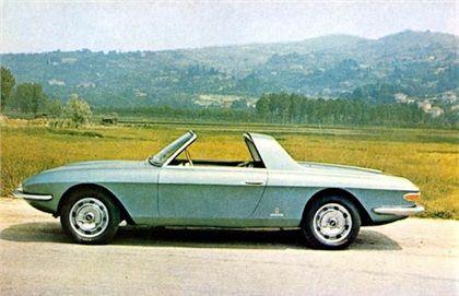 Fiat 2300 Cabriolet Speciale (Pininfarina), 1963