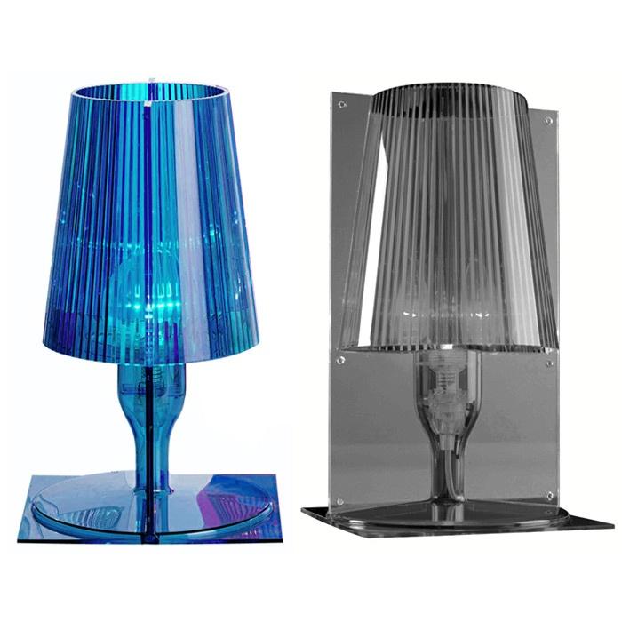 LAMPADE TAKE MASTERBOX 6 LAMPADE - Blu e Grigio