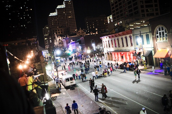 Did you miss #SXSW? No worries, check out these snapshots of SXSW Interactive along 6th Street in Austin, Texas: http://bit.ly/zygzry #mobile #tech