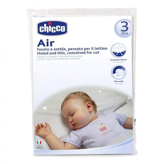 Cuscino lettini per neonato Airfeeling Chicco: soffice sostegno