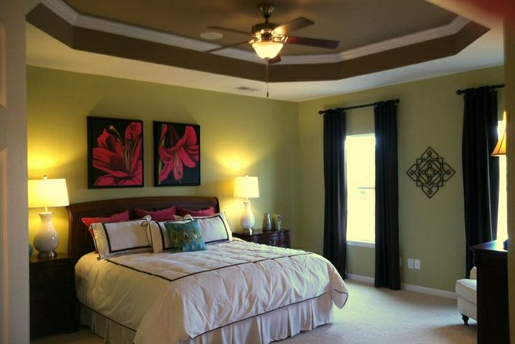 1000 images about dreams do come true home on pinterest new home construction santa cecilia Master bedroom open ceiling