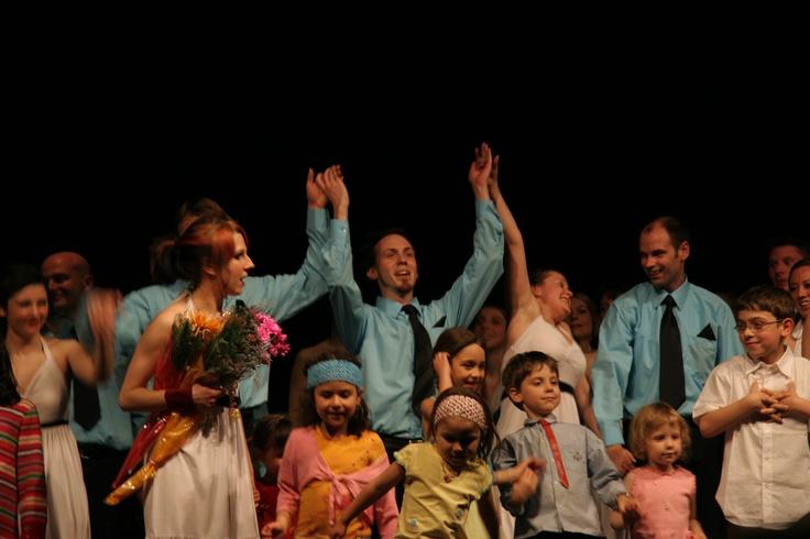 Fundraiser Show - May 2008  Spectacle levée de fonds - Mai 2008