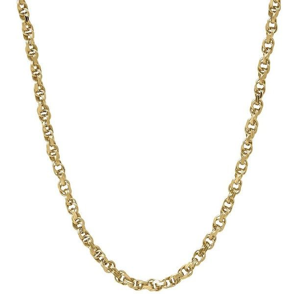 Lord & Taylor 14K  Rolo Chain Necklace ($500) ❤ liked on Polyvore featuring men's fashion, men's jewelry, men's necklaces, yellow gold, mens chain necklace, mens 14k gold chain necklace, mens gold chain necklace, 14k gold mens necklace and mens gold necklace