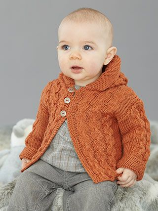 Design from The Nineteenth Little Sublime Handknit Book (704) 18 gorgeous little knits for boys and girls from 0 to 3 years knitted in Sublime Baby Cashmere Merino Silk DK. For this latest collection the Sublime design studio have chosen to use a selection of the brighter, bolder shades to create a collection for modern babies that strikes the perfect balance between modern and traditional | English Yarns