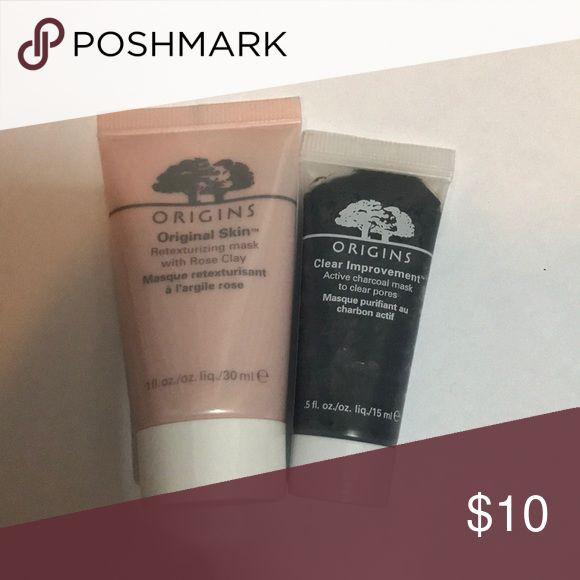 Origins mask bundle Bundle to save shipping, price firm Makeup
