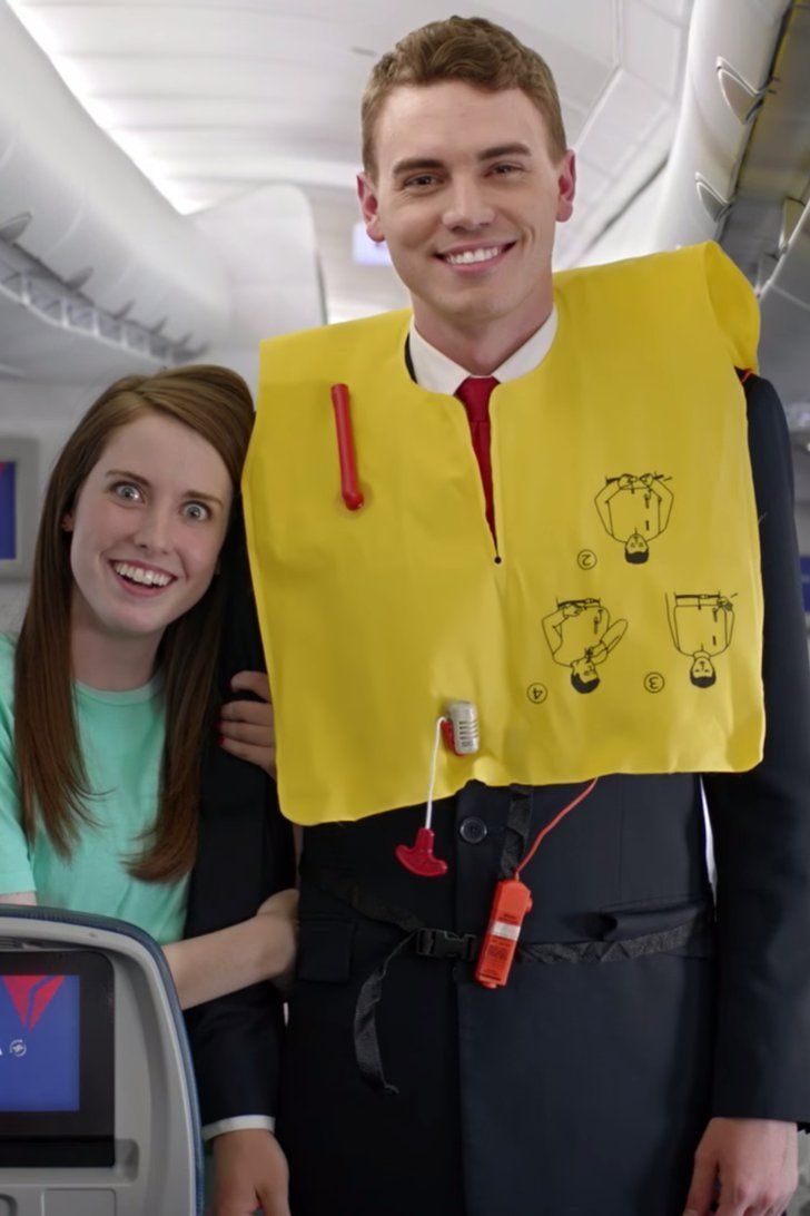 Pin for Later: Delta's Internet-Themed Safety Video Is Unlike Any Other