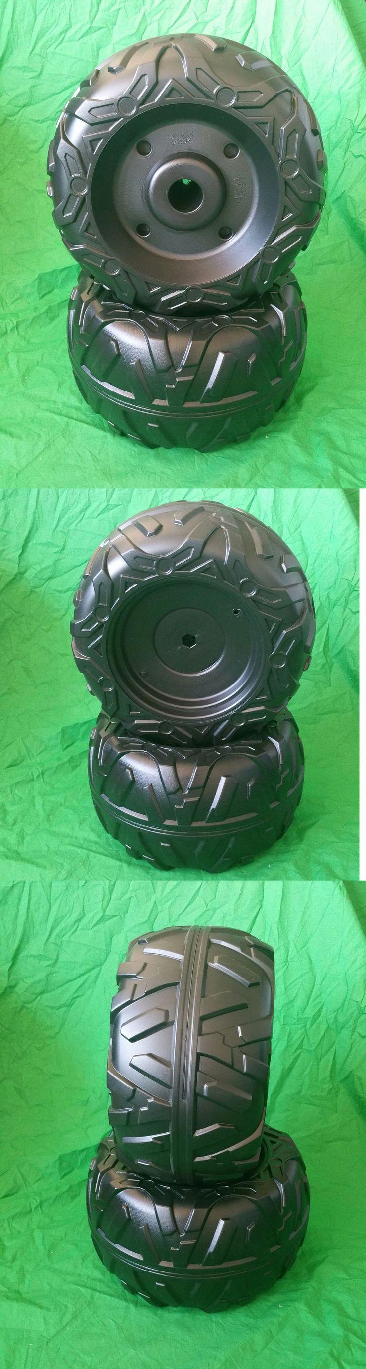 1970-Now 11746: Peg Perego Polaris Ranger Rzr 900 12V Rear Wheel (Set Of 2) Tires -> BUY IT NOW ONLY: $34 on eBay!