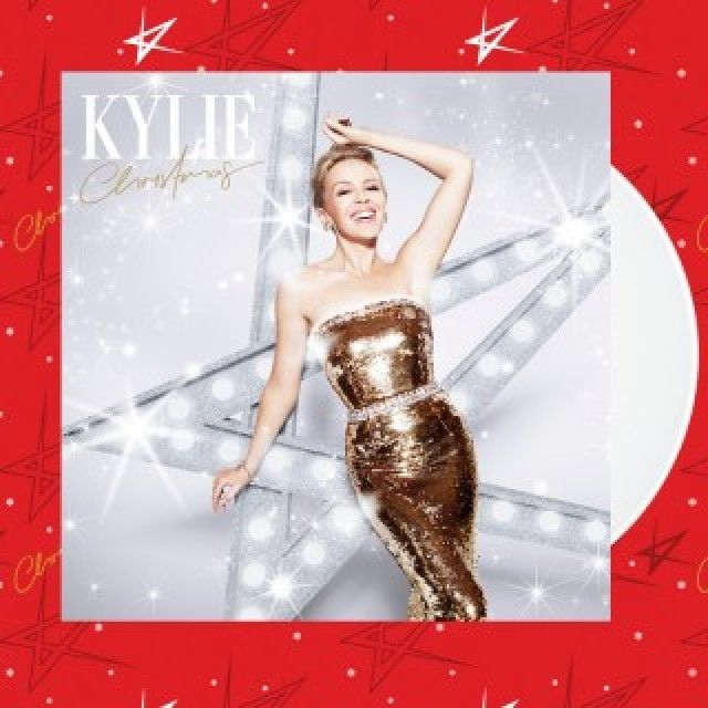 Kylie Christmas - Vinyl Album