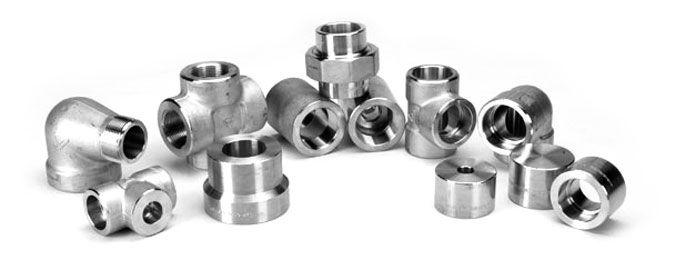 Stainless Steel 317L Socket weld Fittings