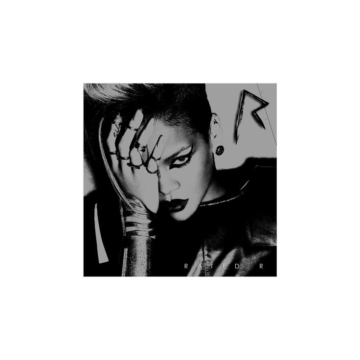 Rihanna - Rated R (Edited) (CD)