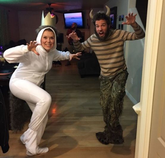 where the wild things are - Wild Halloween Party