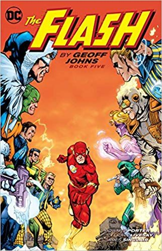 Flash book the pdf comic