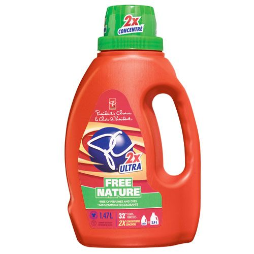 PC 2X Concentrated Ultra Free Detergent
