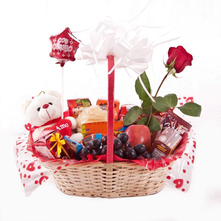 $ 85 Desayunos Sorpresa Romántico, hoy es un gran día para mostrar todo tu amor! #desayunossorpresa #cestadedesayuno #regalossorpresa #regalospareja #regalosaniversario #love #regalosoriginales