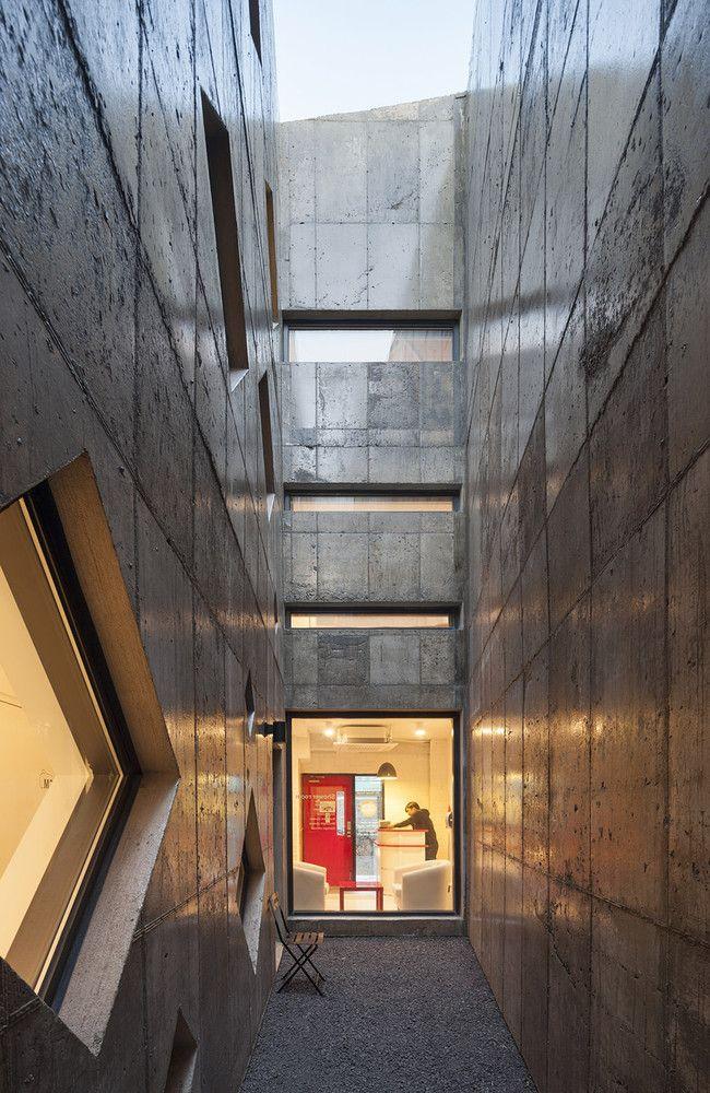 Go.mir Guest House,© Nam Goong Sun