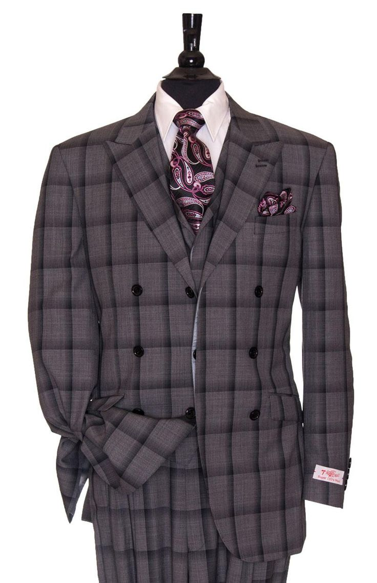 Tiglio men's suit