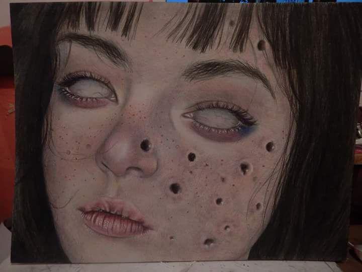 Tripofobia por Adonay - Otros | Dibujando.net