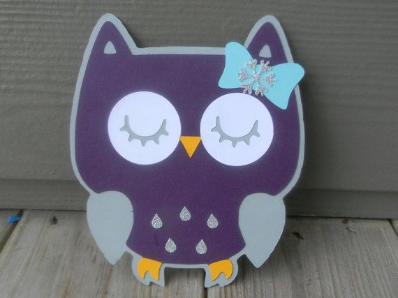 Owl Invitations  Owl Invite  Owl Invitation by CreativeCoupleDnT