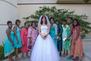 Interracial Wedding Beautiful | Bliss Blog: My Intercultural, Interracial Wedding
