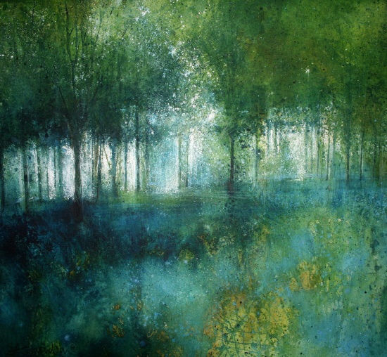 Stewart Edmondson - The Sun Shines and the Forest Stirs