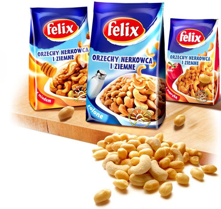 Felix | PND Futura | Agencja brandingowa, Projektowanie opakowań, Food Photography