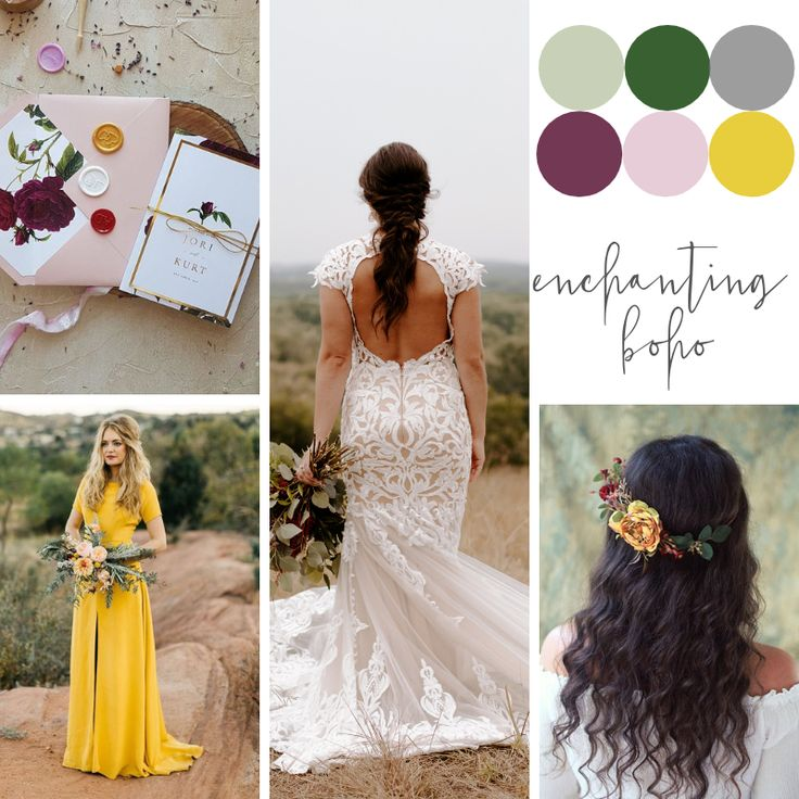Top Wedding Color Schemes For 2020