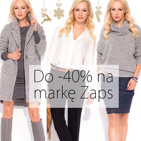Do -40% na markę Zaps