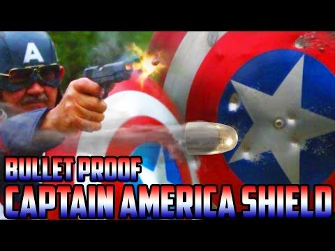916 best movieside images on pinterest marvel comics movies and captain americas shield tested with actual ammunition nerdist toneelgroepblik Gallery