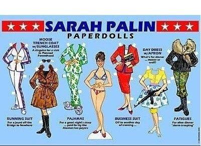 sarah palin research paper