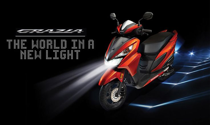 Honda Grazia 125cc Scooter Launched at Rs 57,897 https://blog.gaadikey.com/honda-grazia-125cc-scooter-launched-rs-57897/