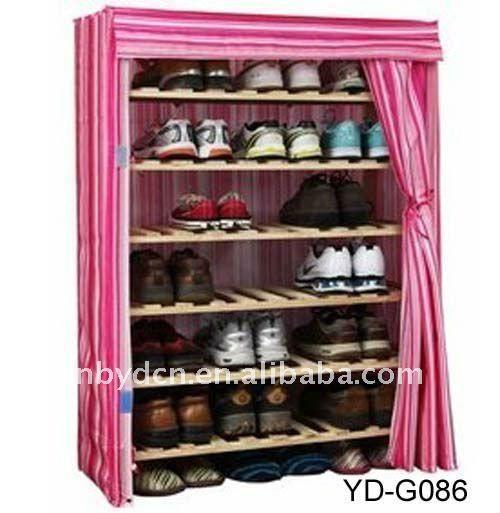 Mais de 1000 ideias sobre muebles para zapatos no - Muebles de zapatos ...