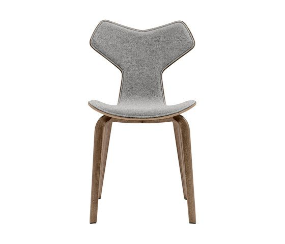 Grand Prix™ | 4130 by Fritz Hansen | Visitors chairs / Side chairs