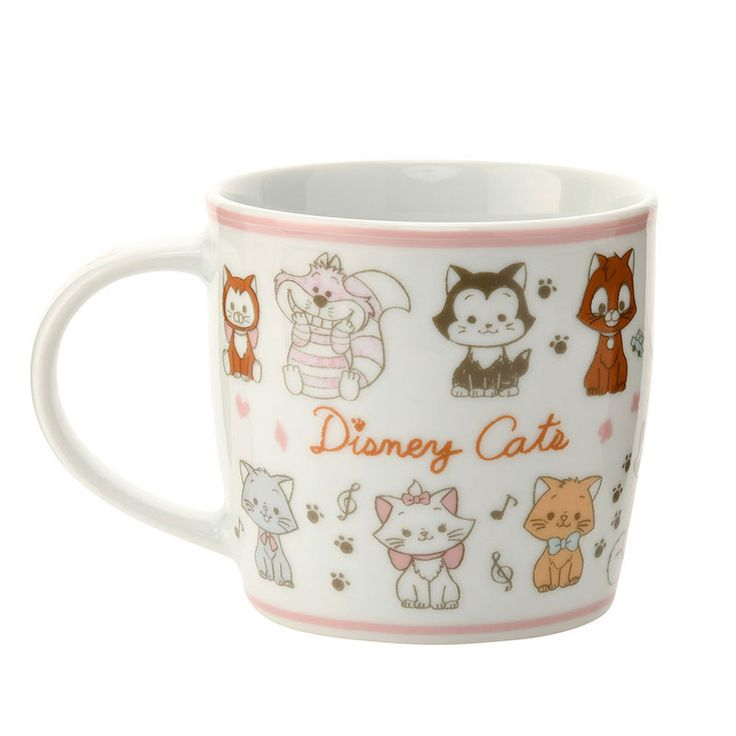 DSJ Disney Cats mug – Tokyo D-Merch