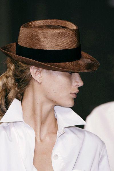 chapéu moderno e elegante