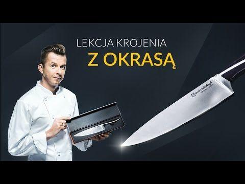 LEKCJA KROJENIA Z OKRASĄ - KUCHNIA LIDLA - YouTube
