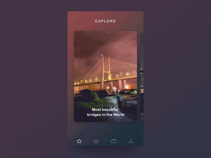 UI Interactions of the week #15 — Muzli -Design Inspiration — Medium