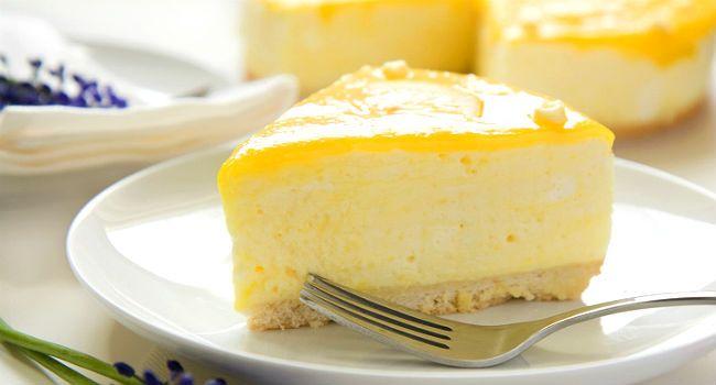 """Cheesecake de limão cremosa para dizer lambendo os dedos: """"DE-LI-CI-O-SA"""""""