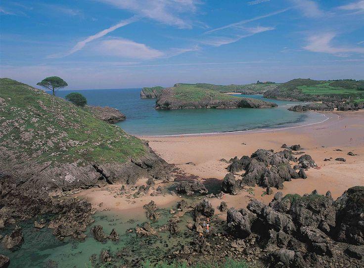 Playa de Barro   Portal oficial de turismo del Ayuntamiento de Llanes (Asturias, España)