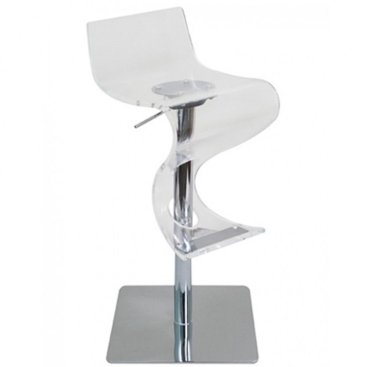 Acrylic is fantastically solid and durable, while still incredibly light. Regularly utilized for the structures on water crafts and on shower entryways, acrylic got to be distinctly famous for barstools in the 1950s for the nuclear, modern style of the material.   #acrylic bar stools 30 inches #acrylic bar stools black #acrylic bar stools canada #acrylic bar stools clear #acrylic bar stools counter height #acrylic bar stools crate and barrel #acrylic bar stools green #acryl