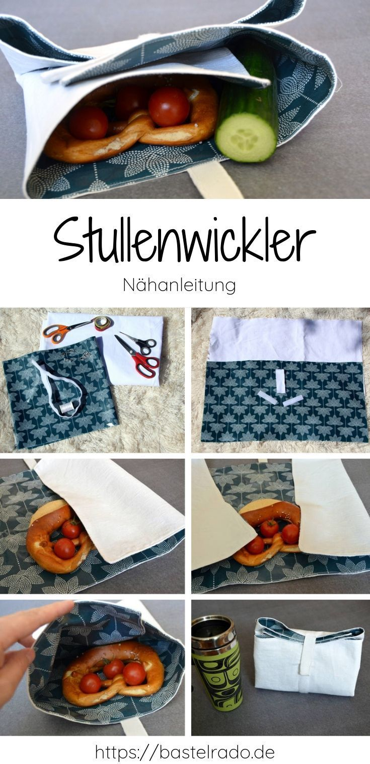 Sewing instructions Stullenwickler