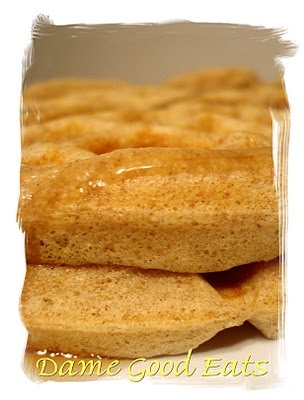 Whole wheat peanut butter banana waffles | Try it, you'll like it | P ...