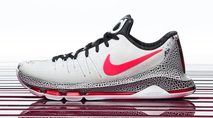 Kevin Durant's Christmas Sneakers Are Naughty and Nice