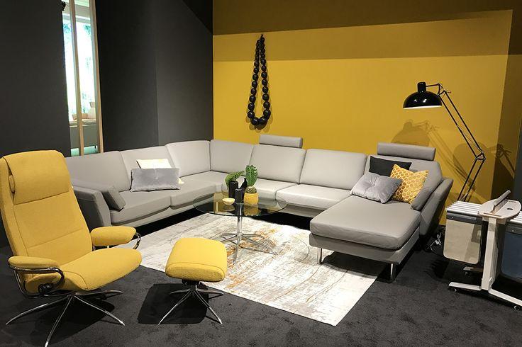 zu den neuen wohntrends geh rt auch die stressless lounge sofa serie einrichtungstipps. Black Bedroom Furniture Sets. Home Design Ideas