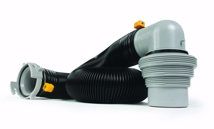Camco 39551 RV Sewer Hose Kit RV Campers Parts RV Equipment Trailer Parts New #Camco