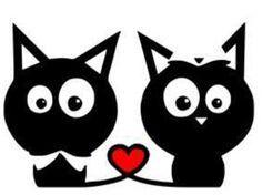 molde papel contact gatos